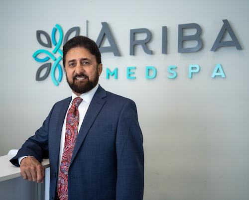 Dr. Tariq Mirza, MD.